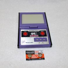 Nintendo Game Watch Panorama Screen Mickey Mouse