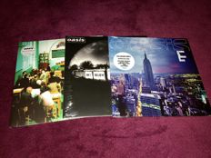 Oasis - Beautiful Lot Of 3 Lp's; Don't Believe The Truth+Standing On The Shoulders Of Giants+The Masterplan (2LP)