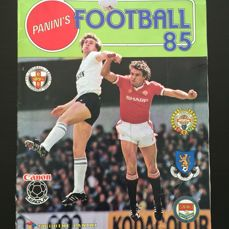 Panini - Football 85 - England First division 1984/85 - Complete album
