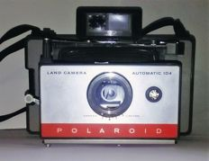 POLAROID LAND 104 - 1965