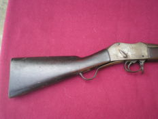 1884 Martini-Enfield rifle registered at # 5, letter B, 11 February 1988