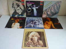 "Lot with 7 Dusty Springfield albums : "" A Brand New Me"", ""Dusty.. Definitely"" ""Dusty Springfield"", ""a Girl called Dusty"" . ""Golden Hits"", :""It Begins Again"", Pet Shop Boys & Dusty Springfield"