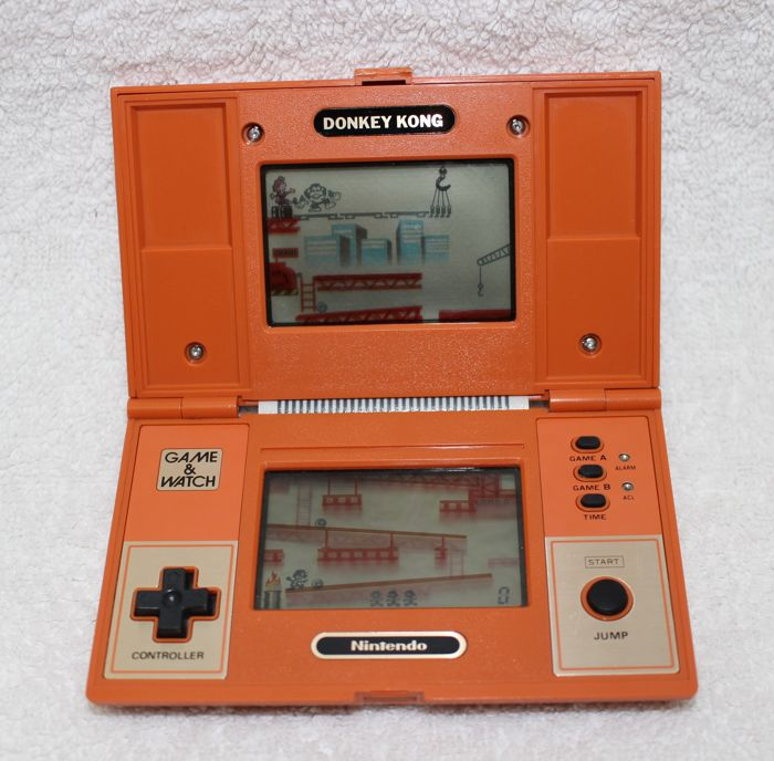 Donkey Kong 2: Game and Watch Online at Funzola Games