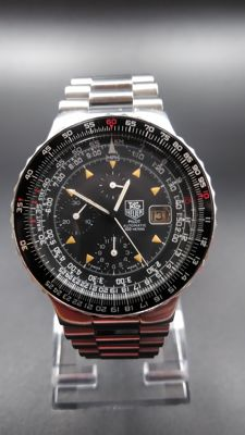 TAG Heuer - Pilot Chronograph Automatic - Heren - 1980-1989