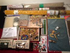 Busch, Faller, Heki H0 - Scenery - Spreading and decoration material, loose parts, lamps and figures