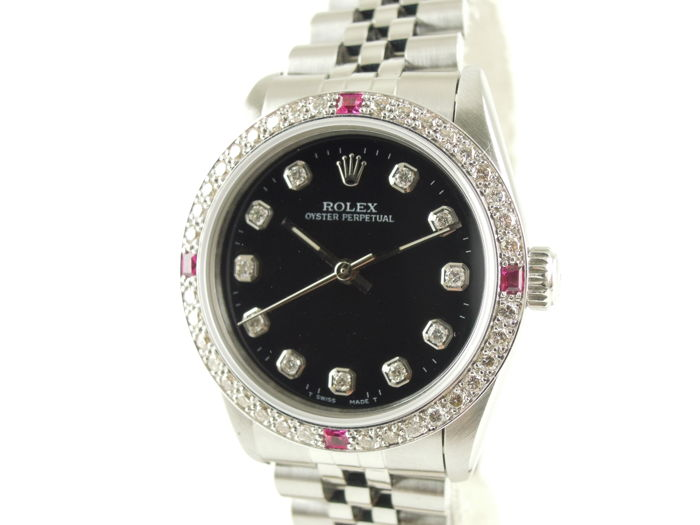 Rolex - Oyster Perpetual  - 67514 - Unisexe - 1990-1999