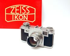Zeiss Ikon Contax IIa set