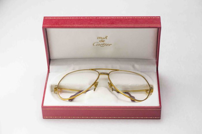 ab8718d086dcc1 Cartier Glasses - Catawiki