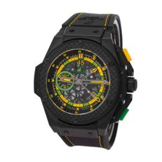 Hublot - King Power Scolari limited 50 pcs new strap - 716.CQ.1199.LR.SOl14 - Hombre - 2011 - actualidad