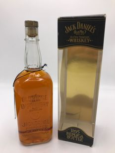 Jack Daniel's 1895 replica with box and tag