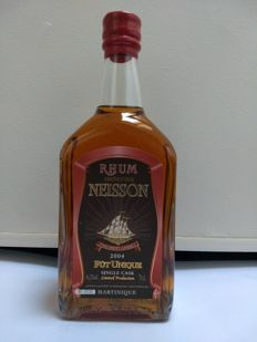 Rhum Neisson - Single Cask 2004