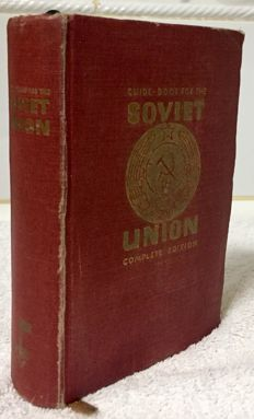 A. Rado - Guide-Book to the Soviet Union - 1929