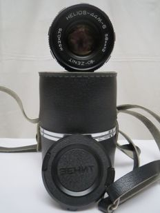 """Rare Russian lens """"Helios-44М-6"""". Condition is absolutely new !!! Production of  """"Jupiter"""" (Valdai)"""