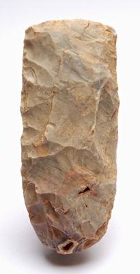 Neolithic Agate axe - 114 x 49 mm