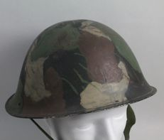 With 4-Colour Camouflage Used in the Conflict of Northern Ireland