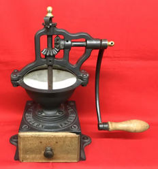 Peugeot Freres 1A counter coffee grinder