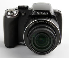 Nikon Coolpix P 80 (including accessories)