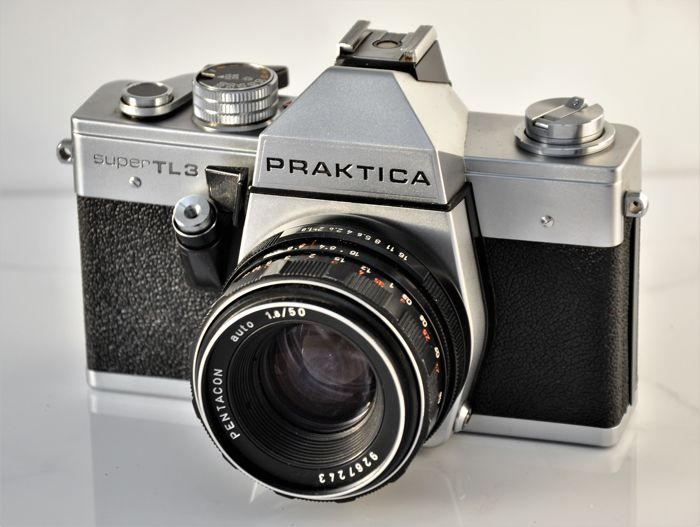 1978 praktica super tl3 35mm slr camera. catawiki