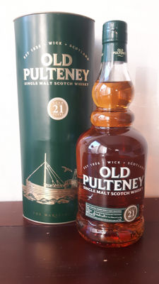 Old Pulteney 21 Year 46.0% (discontinued)