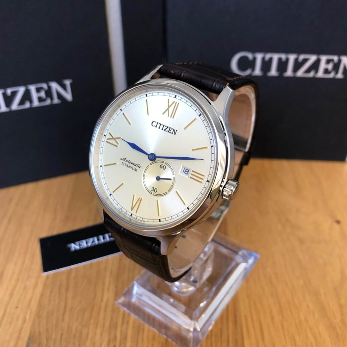 Citizen - Automatic Titanium - Heren - 2011-heden
