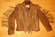 Route 66 - Motorcycle leather jacket