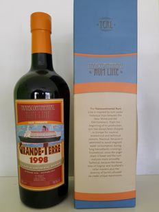 Grande-Terre 19 Years 1998 Transcontinental Rum Line