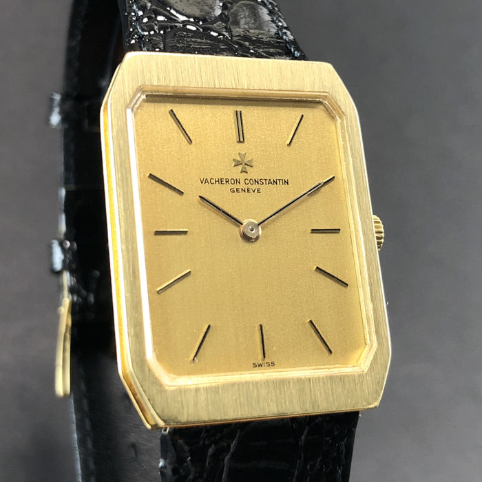 Vacheron Constantin - Square Tank - Ref. 39200 - Men - 1970-1979