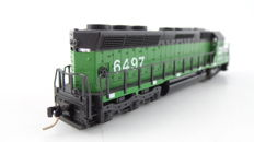 Kato N - 176-314 - Diesel locomotive - Type EMD SD45 - Burlington Northern