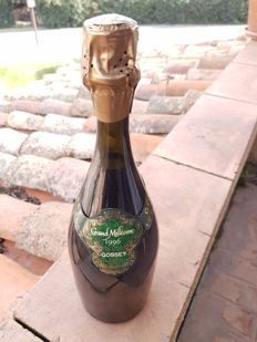 1996 Gosset Grand Millesime Brut, Champagne - 1 bottle