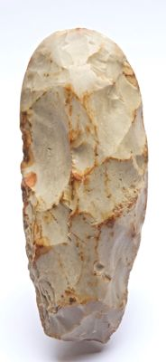 Neolithic polished axe from France - 132 x 55 mm