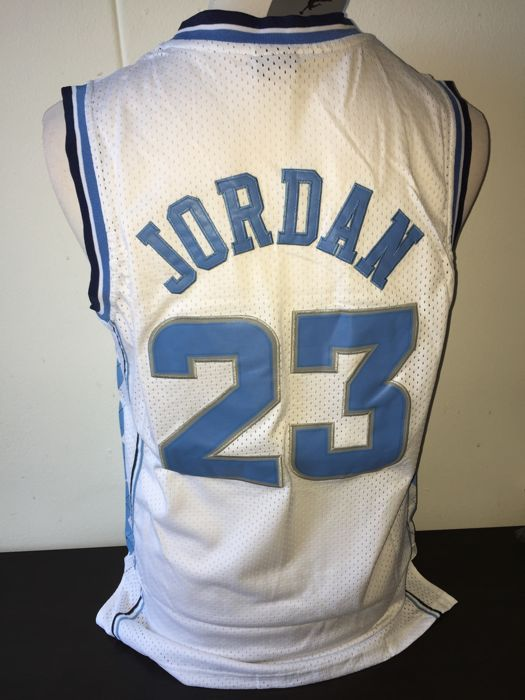 newest 6fb98 77ec4 Michael Jordan - Rare College Jersey; North Carolina. - Catawiki