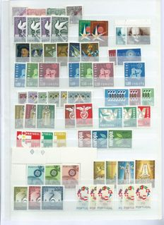 Portugal, Madeira and Azores - Collection on sheets