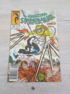 Amazing Spider-Man #299 - 1st Cameo Appearance of Venom