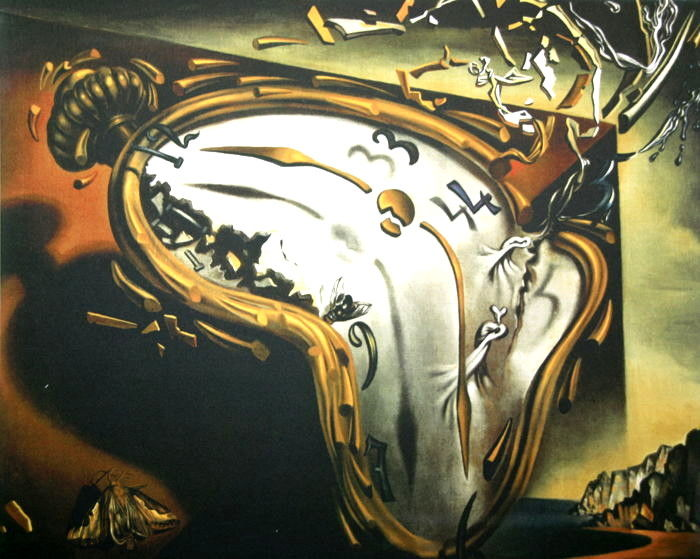 Salvador Dalí (after) - Montre molle (The Melting Watch)