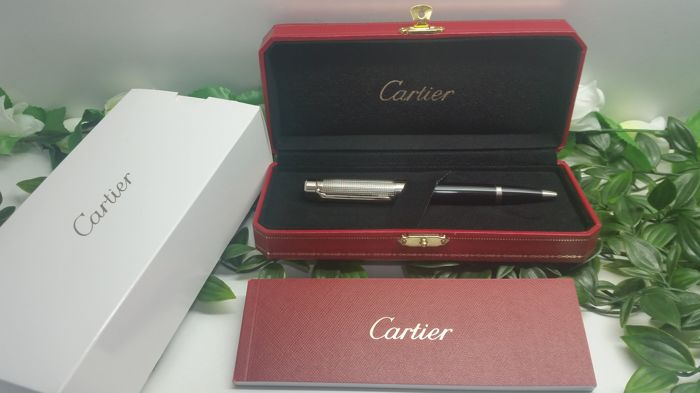 Cartier Pasha Pen Platinum