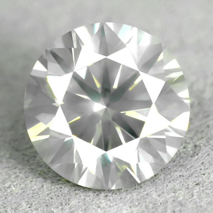 Diamond - 2.18 ct, VS2 - VG/VG/VG