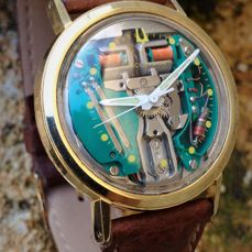 Bulova -  Accutron Spaceview M8 - 214 - Homme - 1960-1969