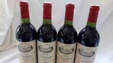 1982  Chateau Loudenne, Medoc.,Cru Bourgeois AC Medoc x 4 bottles