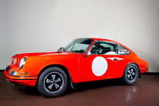 Porsche - 911 2.0 EARLY 65er, MATCHING NUMBERS - 1965