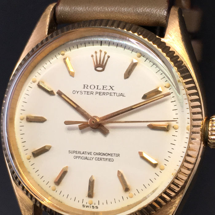Rolex - Oyster Perpetual - Ref.6567 - Homme - 1901-1949
