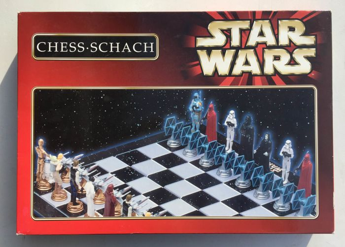 Star Wars - Chess - 1999