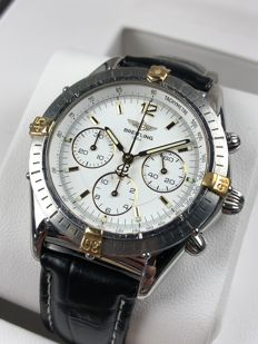 Breitling - Windrider Cockpit Chronograph Automatic - A30011 - Homme - 1990-1999