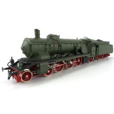 Roco H0 - 43216 - Steam locomotive with tender - Class C - K.W.St.E.