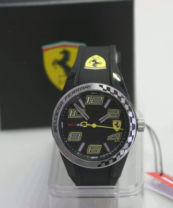 Scuderia Ferrari - watch 2017