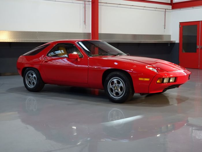 Porsche , 928 4,5L V8 Coupe , 1982 , Catawiki