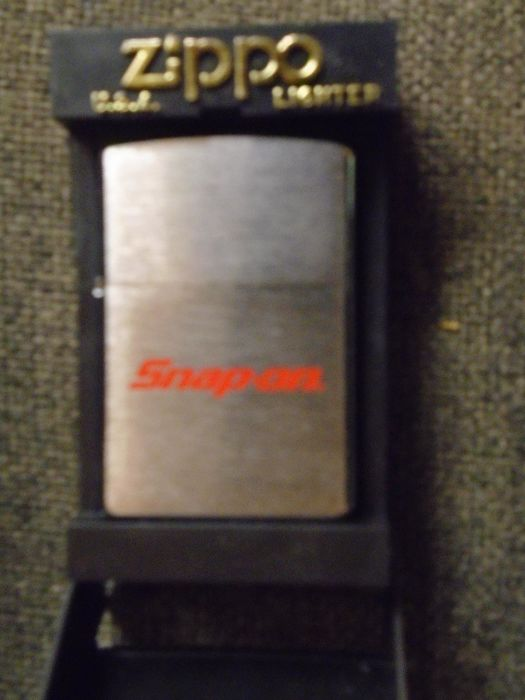 Collection Assorted lighters and Snap-on and camel Zippo Lighter
