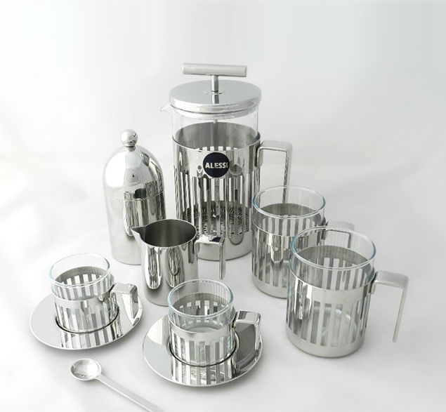 a few days away cheap for discount where can i buy Aldo Rossi for Alessi - Espresso/Coffee/Tea set. - Catawiki