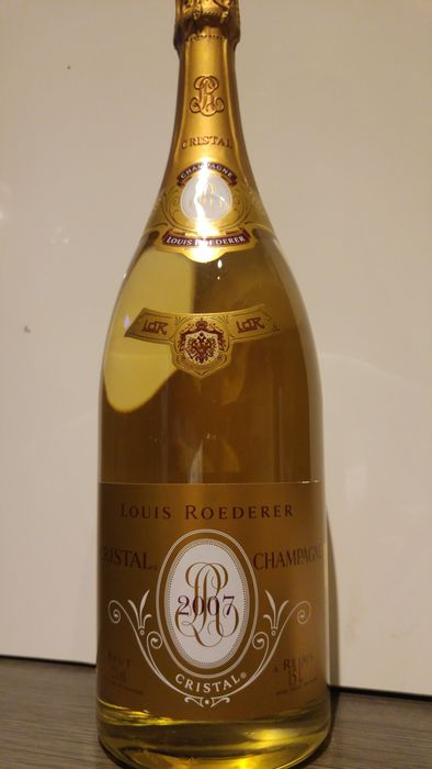 2007 Champagne Cristal Louis Roederer - 1 magnum (150cl) in box