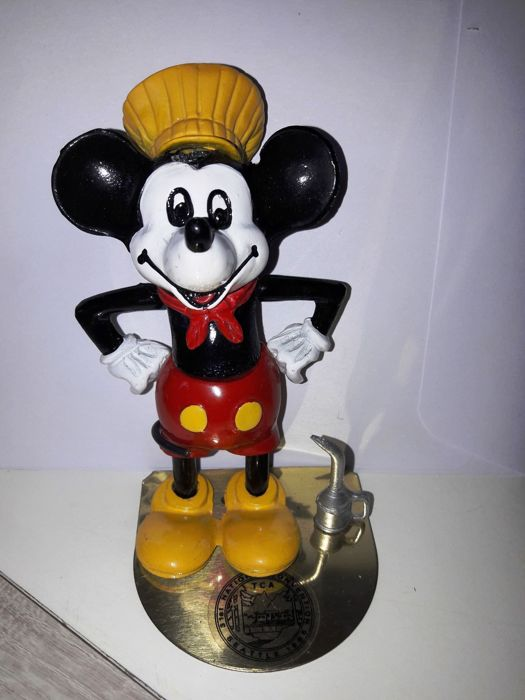 Disney - Statuette - Mickey Mouse - Lionel TCA Convention Seattle (1985)