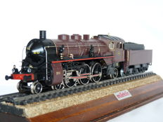 Märklin H0 - 3111 - Steam locomotive with tender - Serie 59 - NMBS